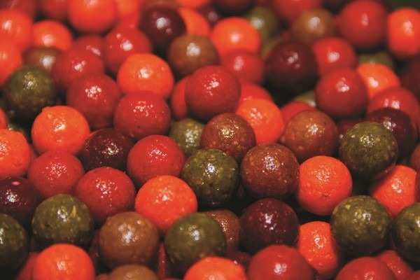 Glugged Boilies Tangle Berry Flavour